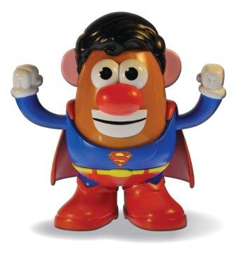 11871-figurine-superman-mr-patate-15-cm