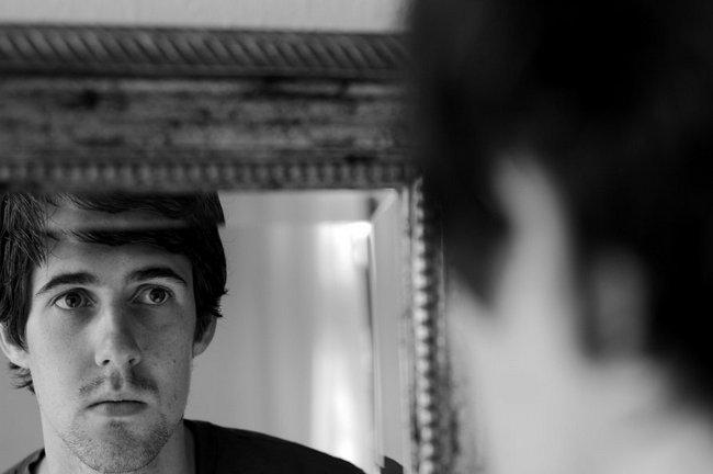 посмотри в зеркало