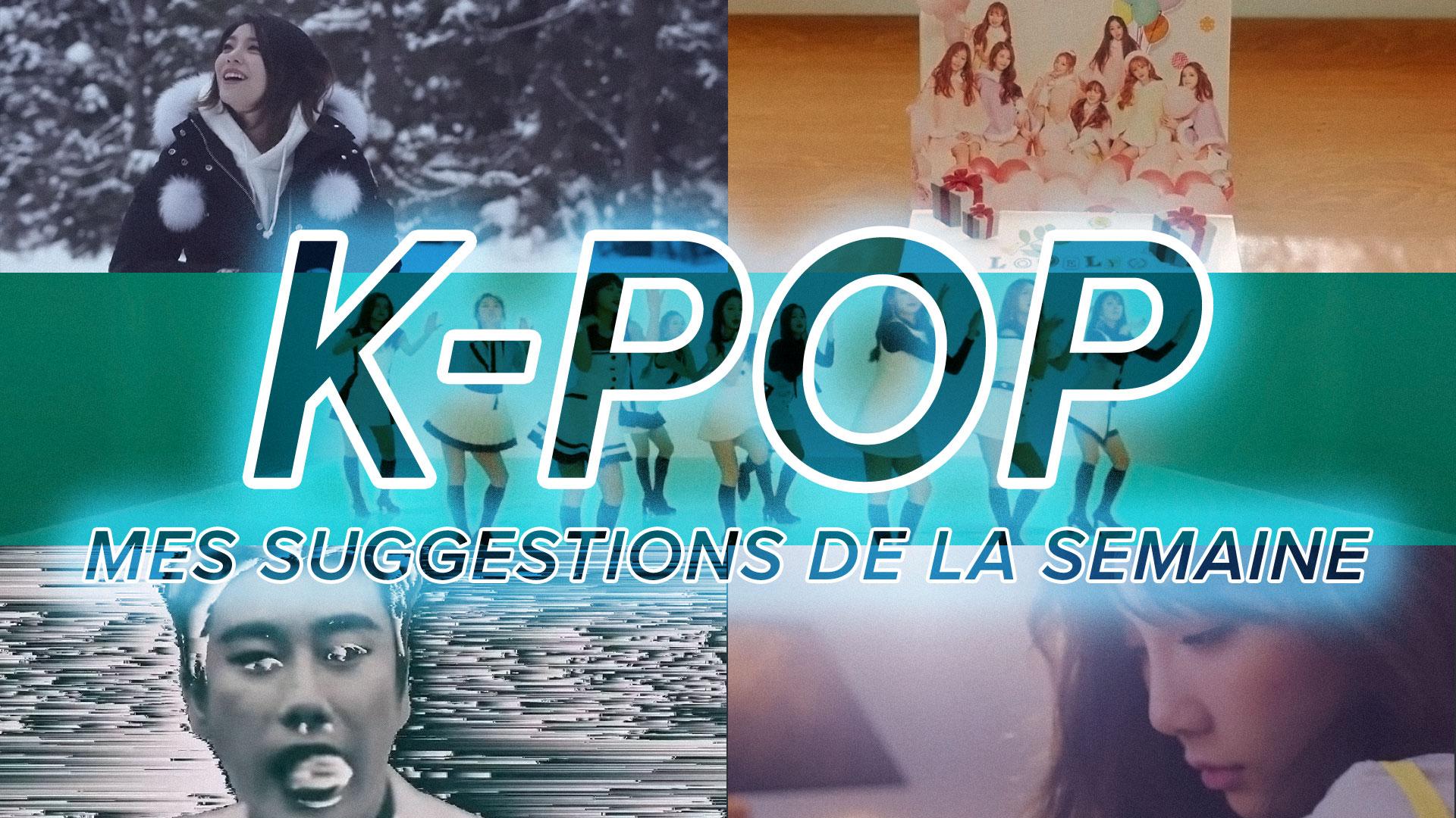 K-Pop du 26 février au 4 mars 2017
