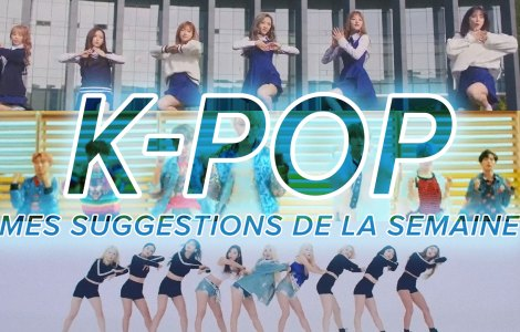 K-Pop du 17 au 23 septembre 2017 – April