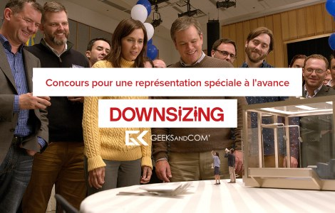 Concours Downsizing