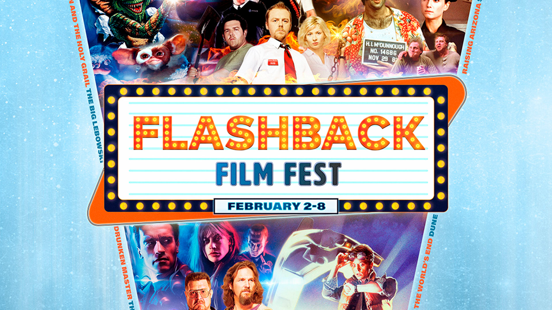 Flashback Film Fest - Concours