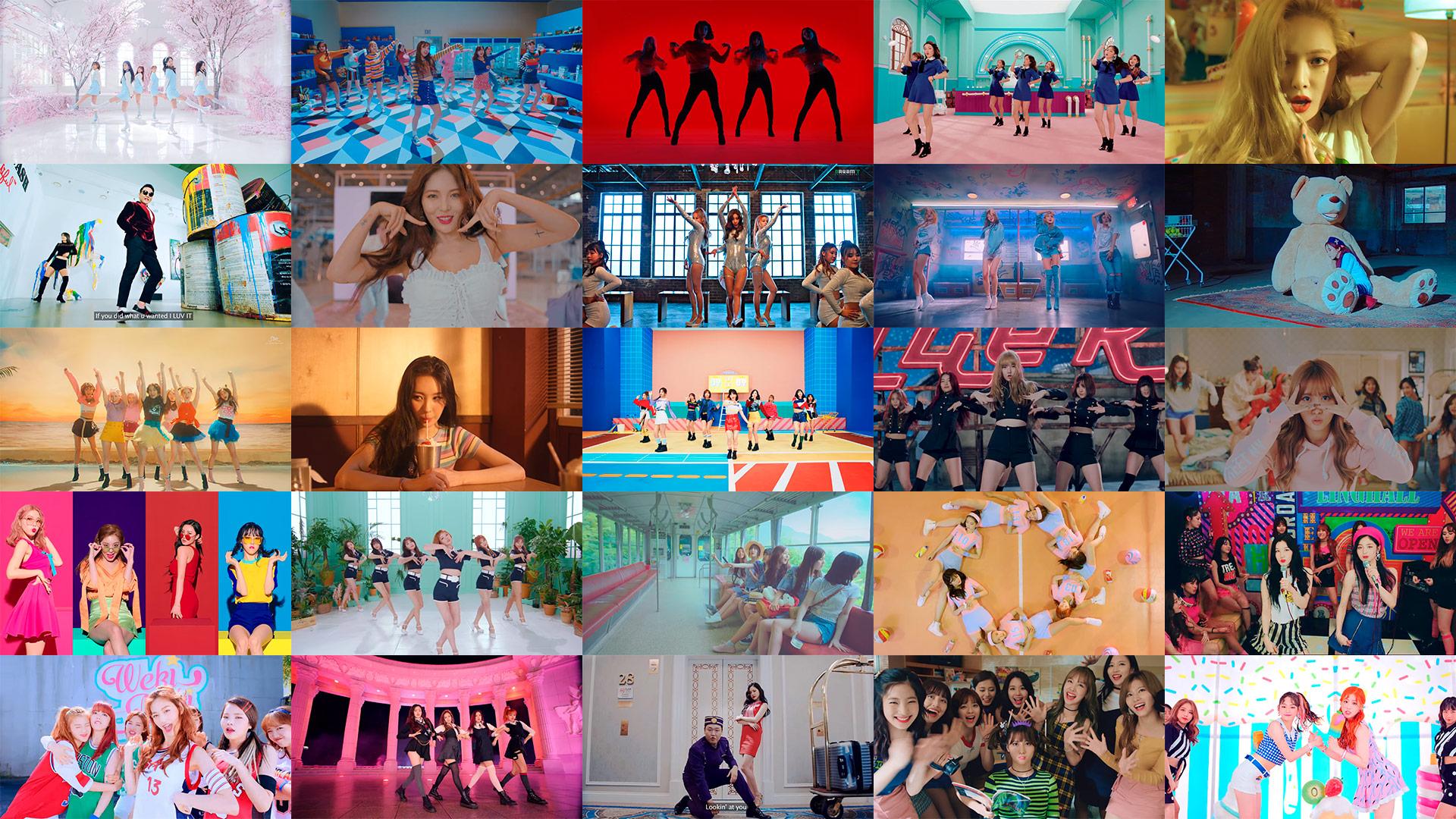K-Pop top 25