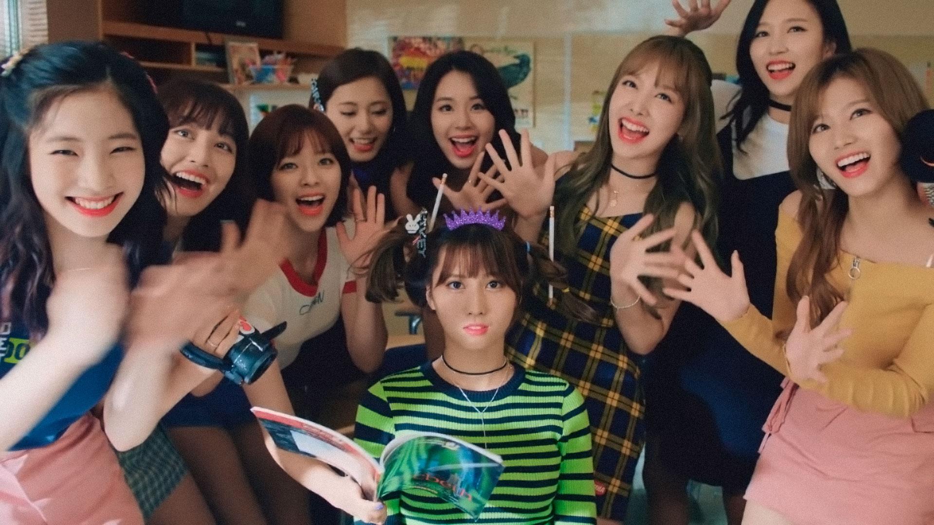 K-Pop du 29 octobre au 4 novembre 2017 – Twice