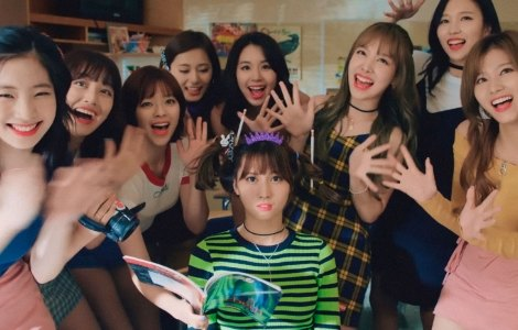 K-Pop du 29 octobre au 4 novembre 2017 – Twice
