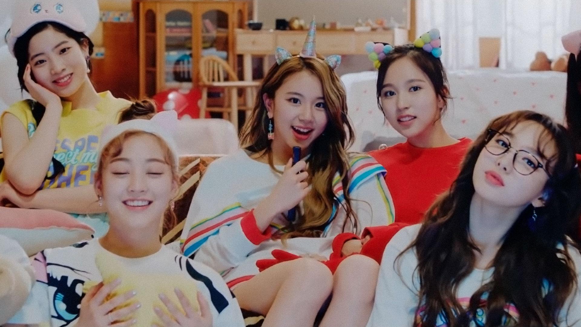 K-Pop du 8 au 14 avril 2018 – Twice