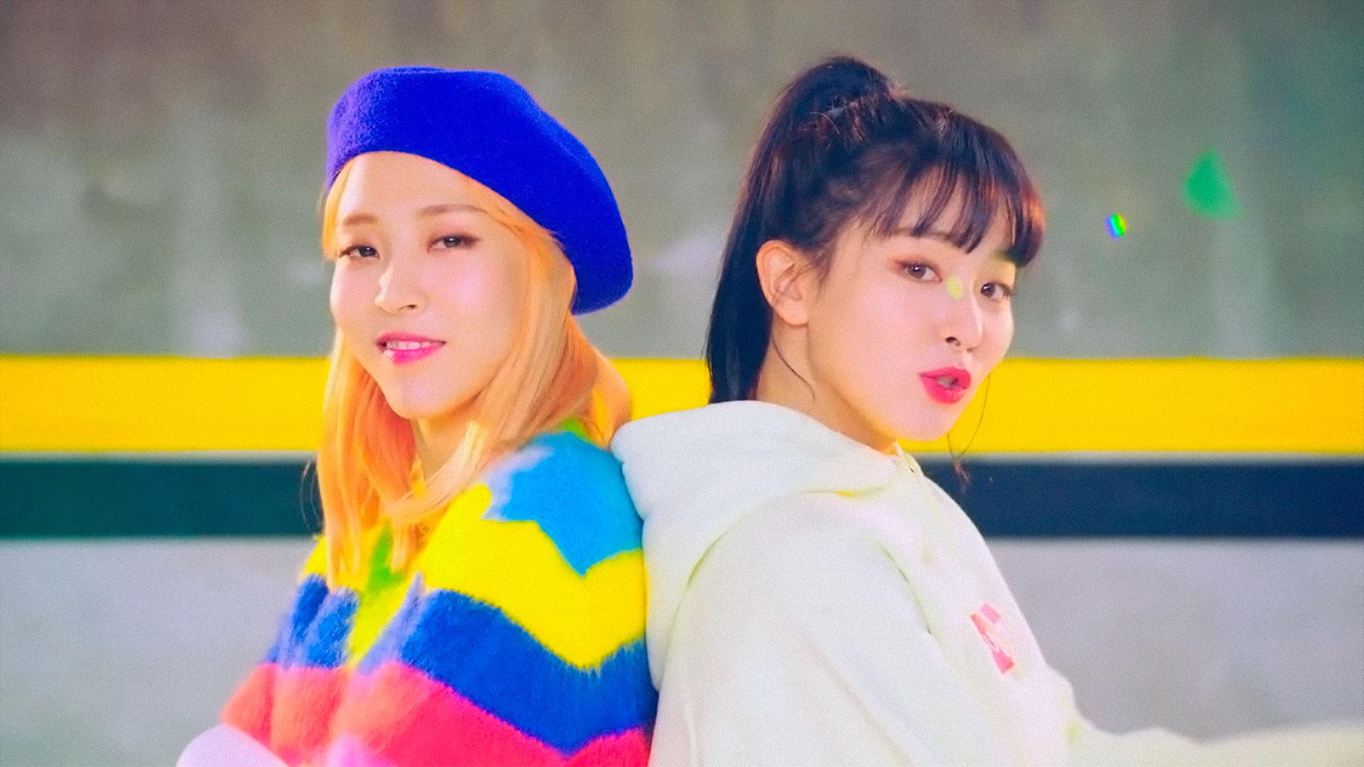 K-Pop du 20 au 26 mai 2018 – Moon Byul