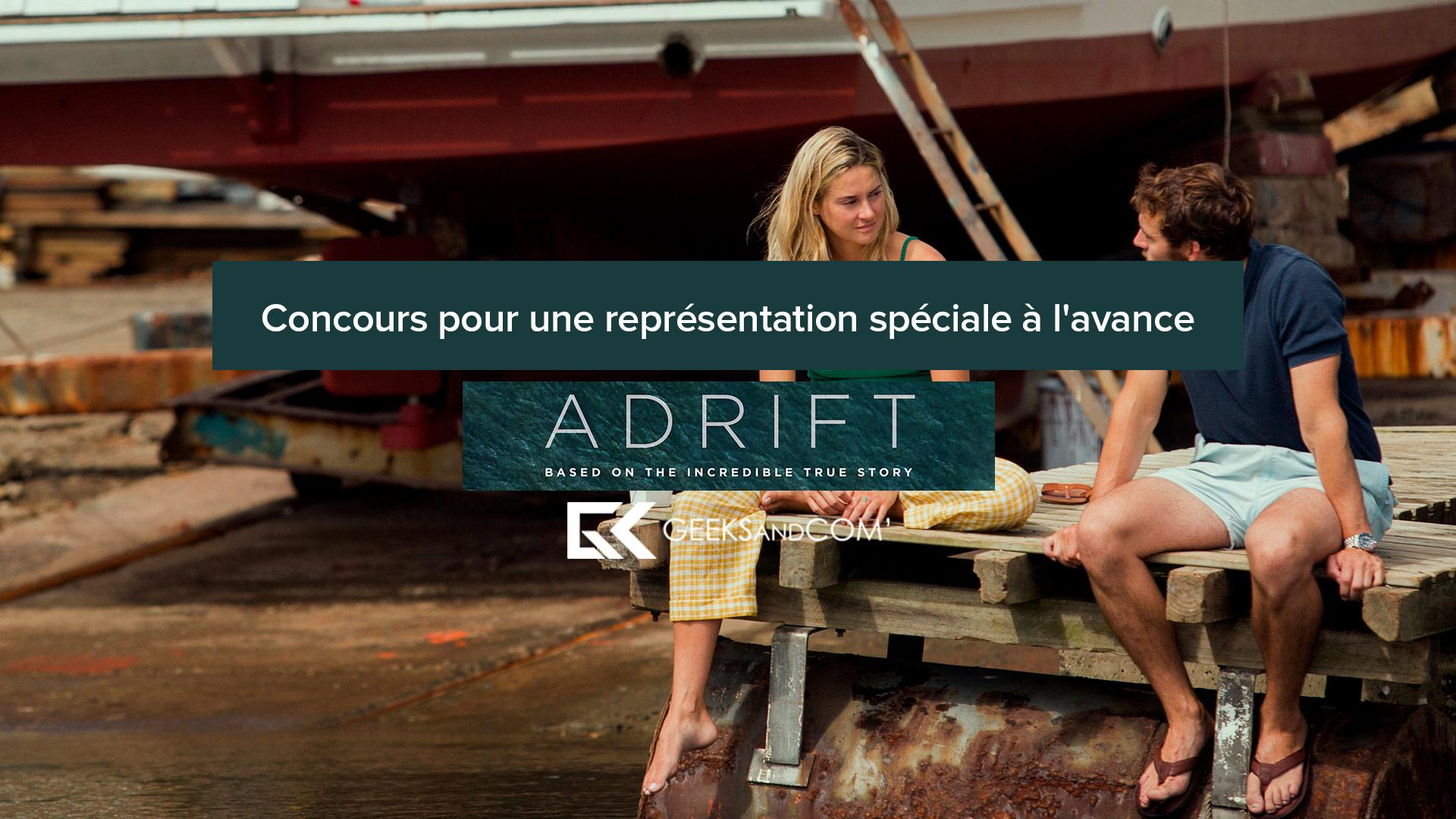 Adrift - concours