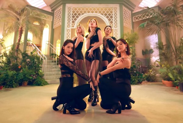 Mes suggestions K-Pop du 1er au 8 septembre 2018 – Girls' Generation-Oh!GG