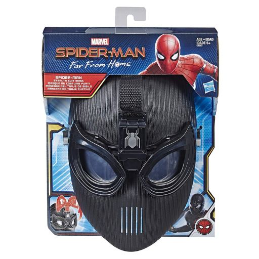 Spider-Man Stealth Suit Mask - Hasbro