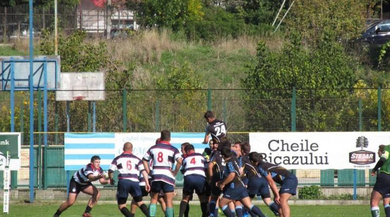 Debut cu dreptul pentru rugbyștii U18