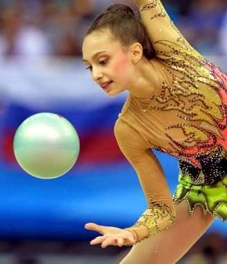 Salbă de medalii la Campionatele Naționale de gimnastică ritmică