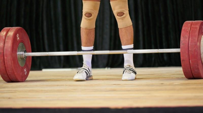 haltere shutter - Irina Lepșa la Arafura Games