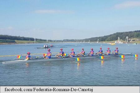 imageResize - Daniela Druncea în echipajul campion european