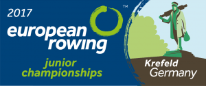 krefeld - Doi canotori la Campionatele Europene de juniori