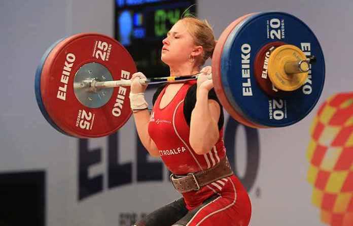 molie - Trei medalii continentale pentru Bianca Molie