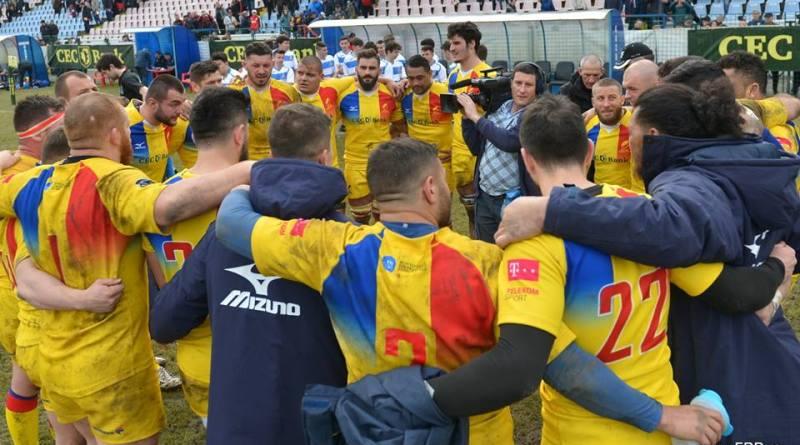 tbilisi - Rugbyștii s-au calificat la Cupa Mondială