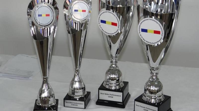 cupele - Protagoniști la Campionatele Internaționale de înot