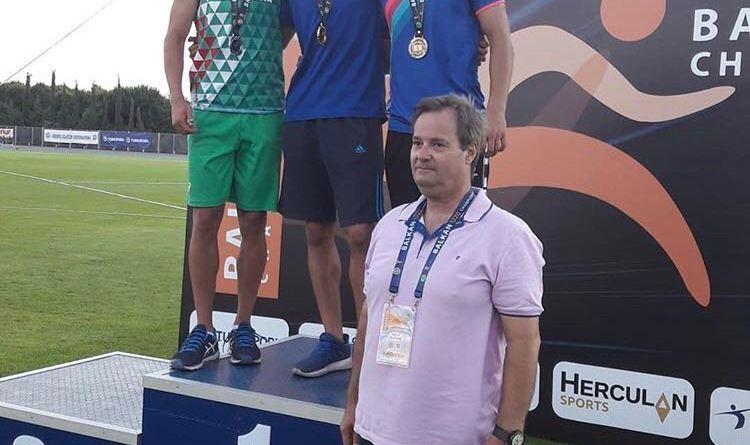 breahna - Două medalii la Balcaniadă