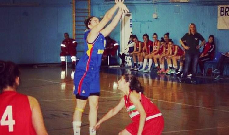 soca - Debut olimpic pentru baschetbaliste