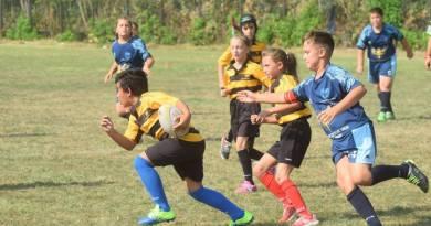 Etapă pentru rugbyști