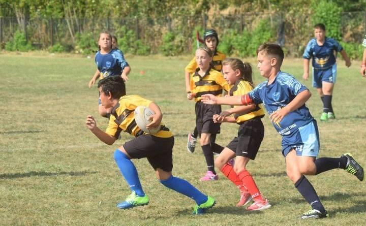 frr - Etapă pentru rugbyști