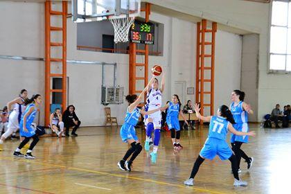 cssgh - Victorie pentru baschetbaliste