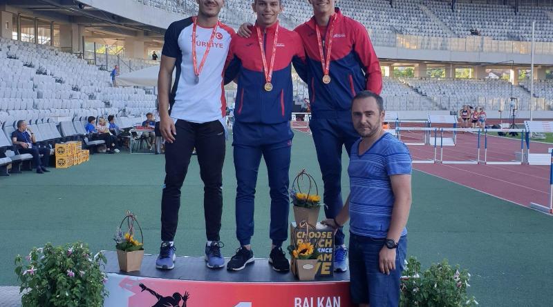 IMG 20190704 WA0000 3 - Robert Breahnă a mai cucerit o medalie la Balcaniadă