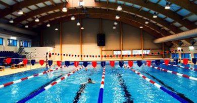 Medalii pentru înotători