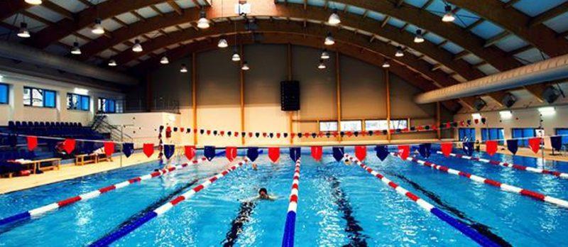 olimpia bazin inot 1 - Medalii pentru înotători