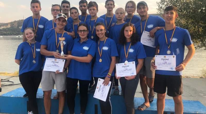 bascovmedalii 1 - Medalii obținute de kaiaciști la Cupa României