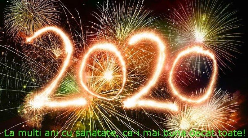 lma3 - La Mulți Ani 2020!