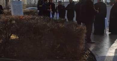 Părintele Mihai Ivan, ex-rugbyst la Olimpia, a slujit pentru roii martiri