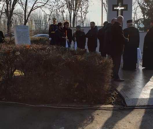 mihaiivan - Părintele Mihai Ivan, ex-rugbyst la Olimpia, a slujit pentru eroii martiri