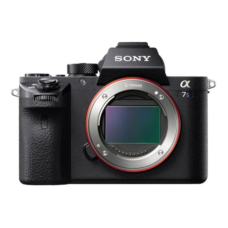 Cámara de foto y vídeo Sony A7S