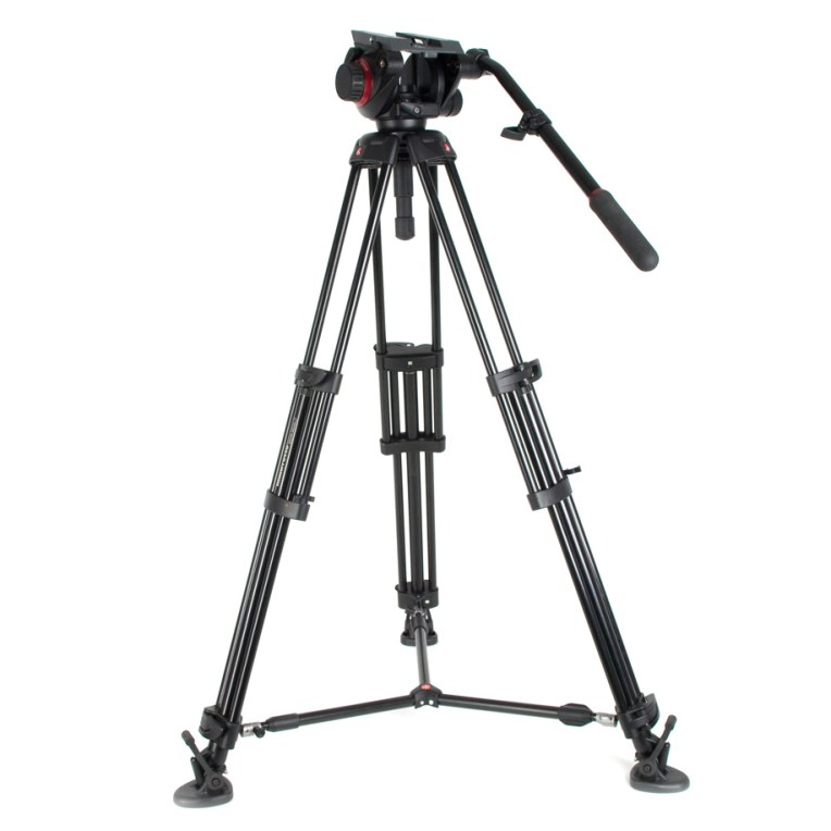 Trípode Manfrotto