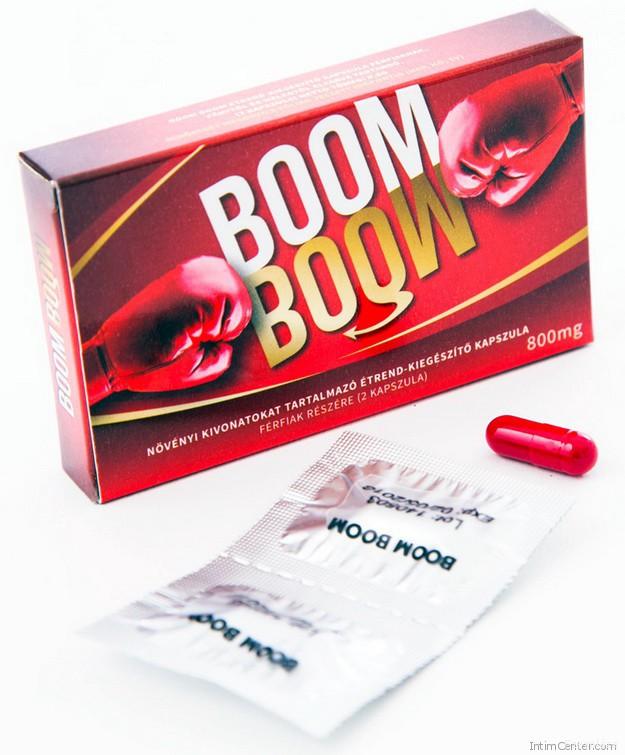 Boom Boom potencianövelővel rojtosra dughatod a csajodat az tuti