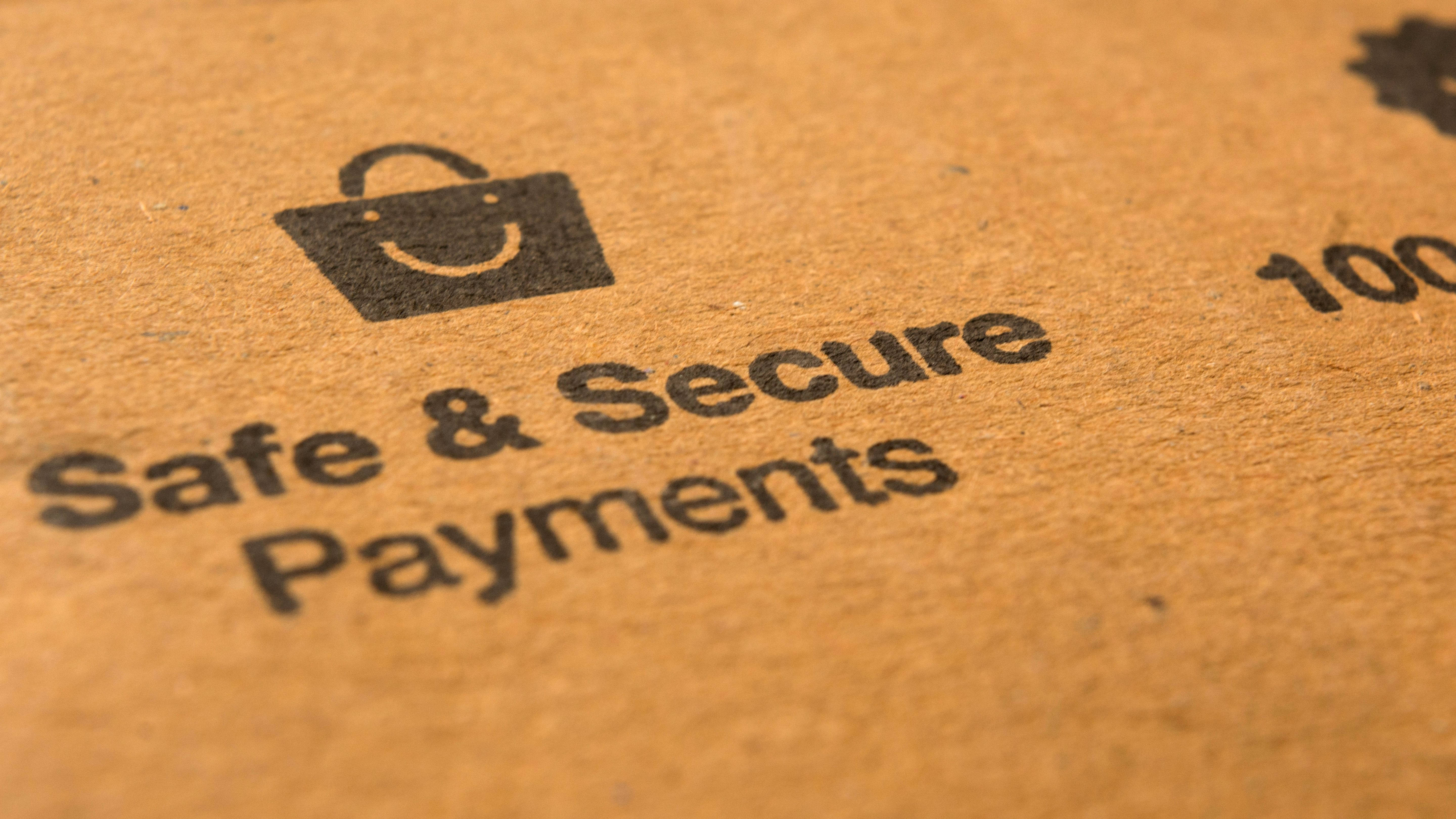 safe and secure paymnets