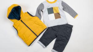 kids children clothing vest shorts