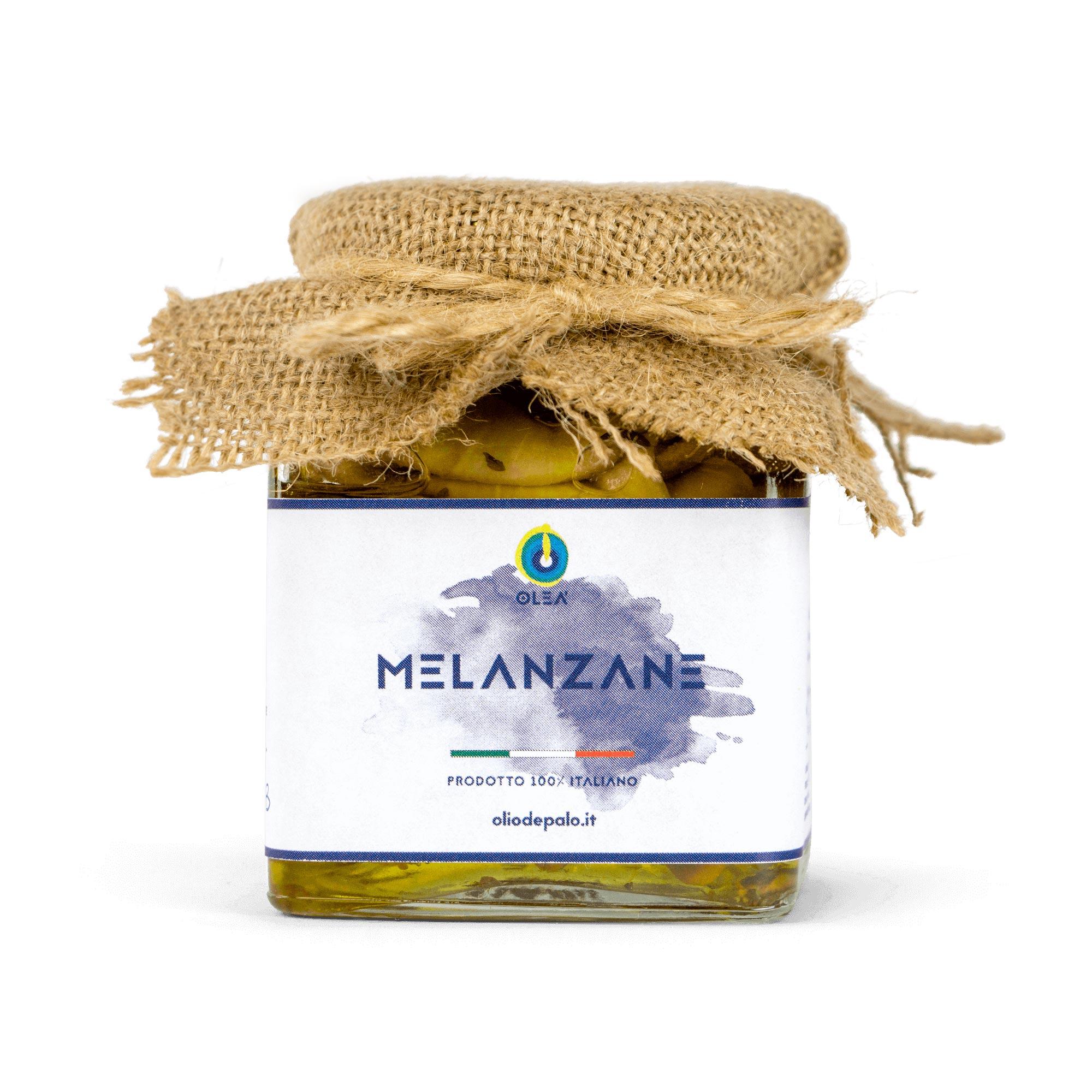 melanzane sott'olio olio depalo prodotti tipici puglia