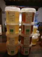 バッカネッラのアカシア蜂蜜と栗蜂蜜