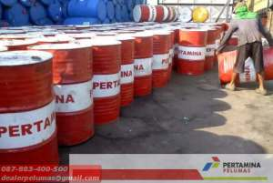 Supplier Oli Mesin Diesel Pertamina