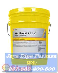 Distributor Oli Shell Morlina 10