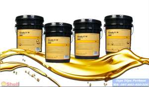 Distributor Oli Shell Turbo T 32