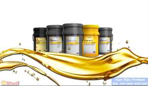 Supplai Oli Shell Morlina 220