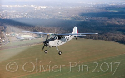 Un vol en L19