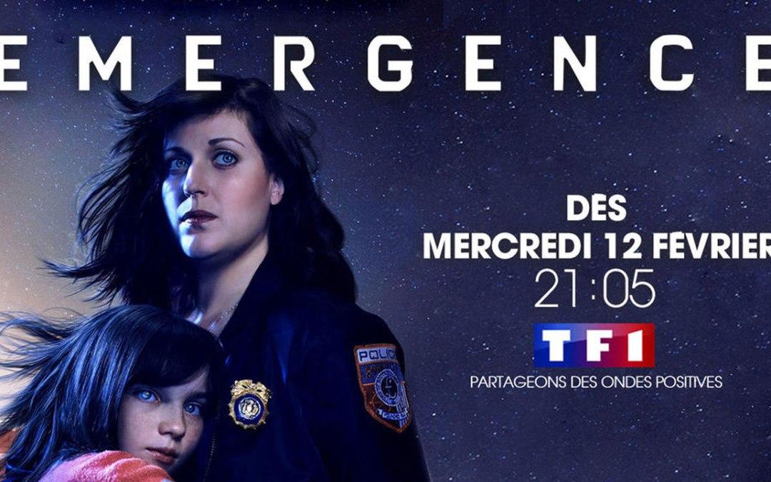 Doublage : série Emergence sur TF1