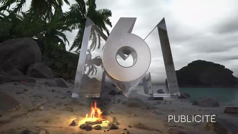 M6 habille les écrans publicitaires de The Island
