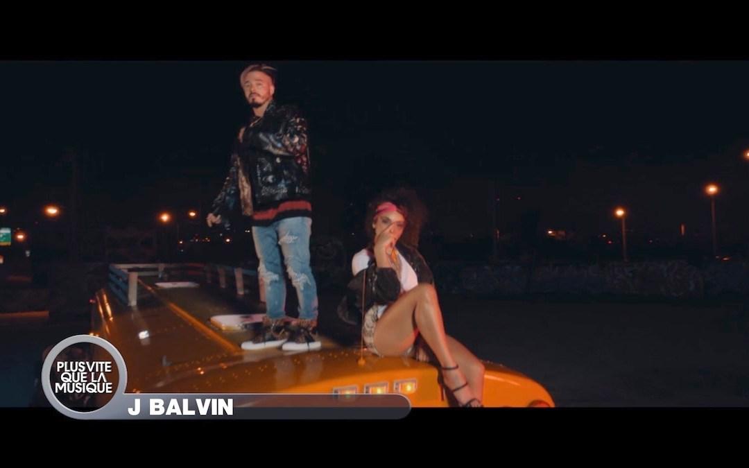 Plus Vite Que La Musique J Balvin sur M6