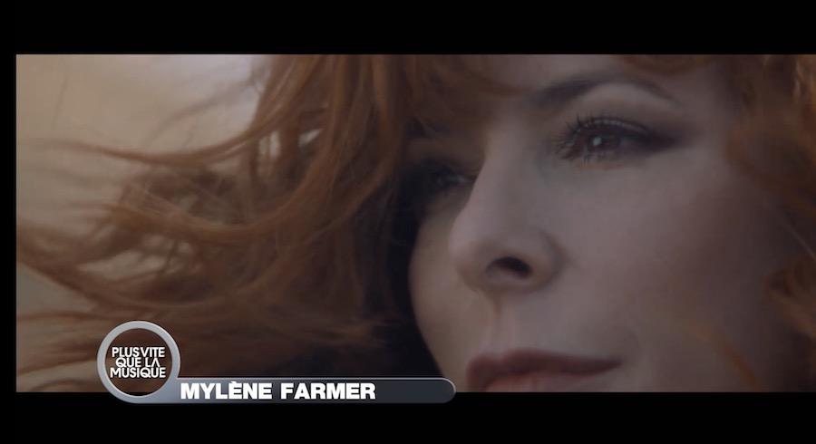 M6 Plus Vite Que La Musique Mylène Farmer
